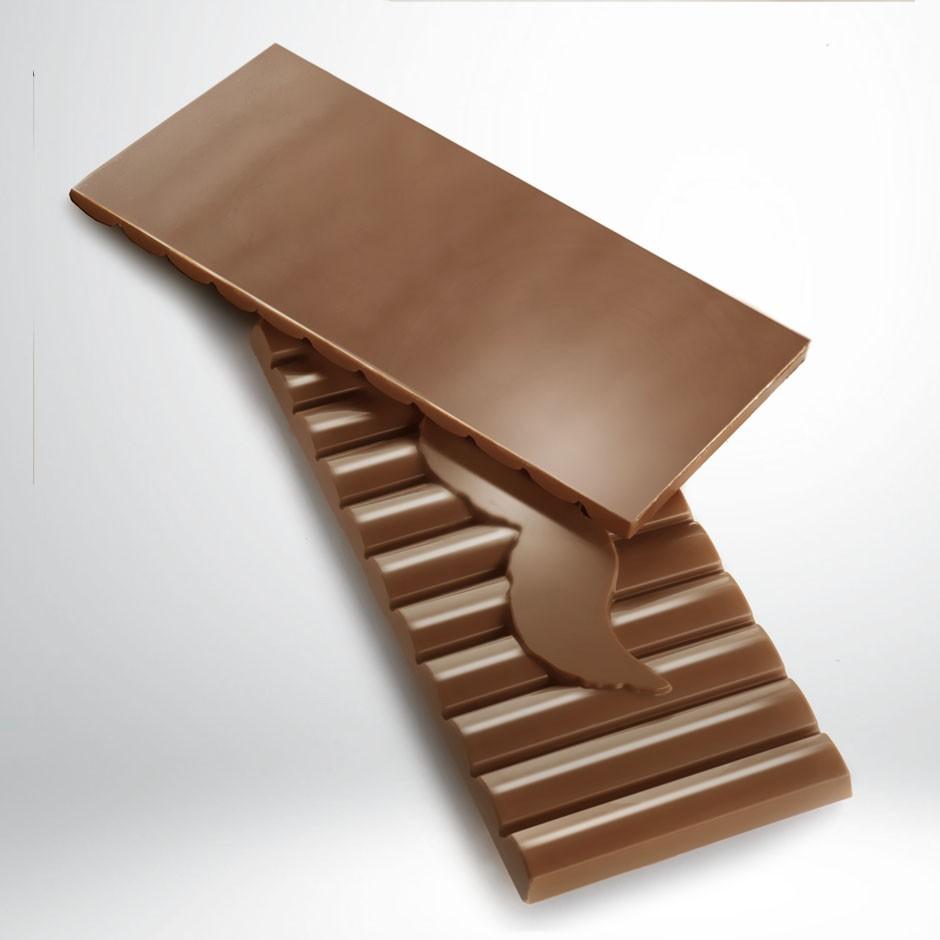 CHOCOLATE CON LECHE 42% TERRA CACAO™