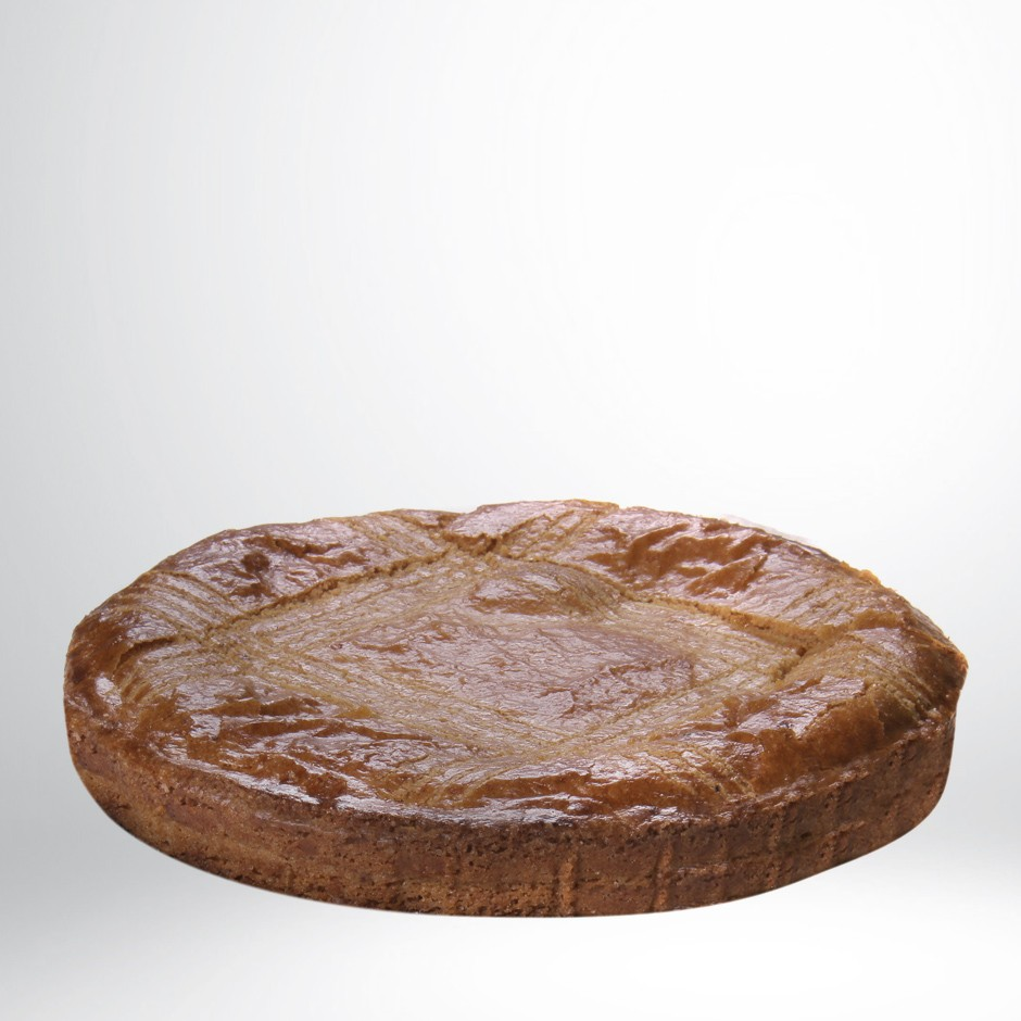 BISKOTXA (GATEAU BASQUE)